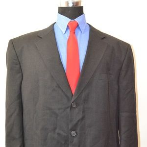 Joseph & Feiss 48L Sport Coat Blazer Suit Jacket